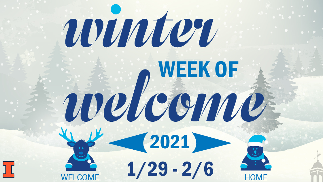 Winter Week of Welcome